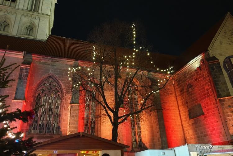Weihnachtsmarkt in Hamm