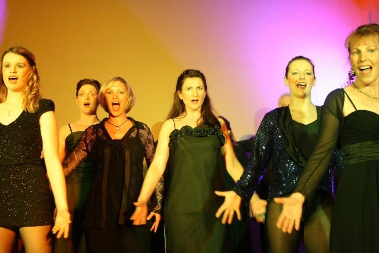 Showprogramm der Anke-Lux-Company
