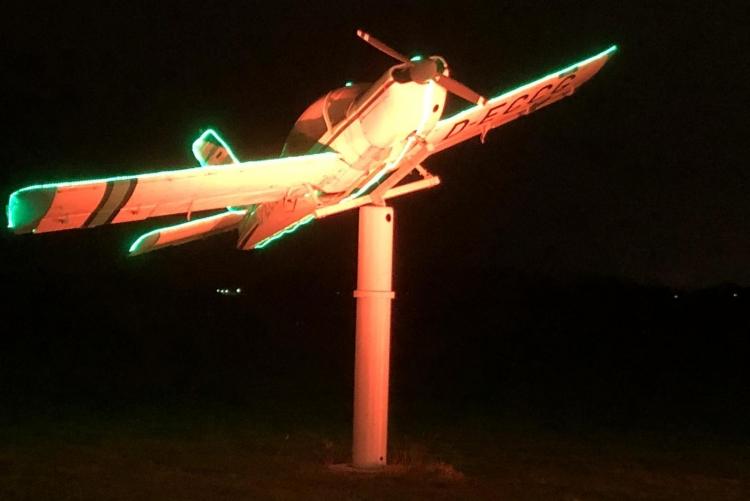 Flugplatz Hamm