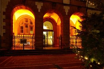 Rathaus Hamm Foto Kiemes